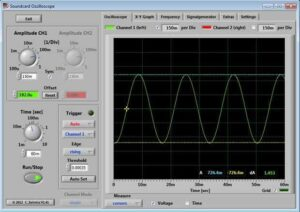 soundcard-osciloscope